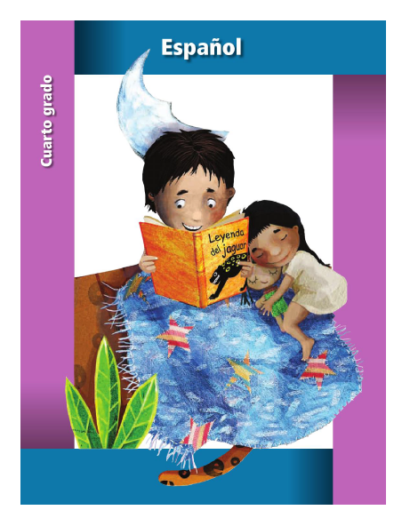 libros de textos gratuitos de cuarto grado de primaria