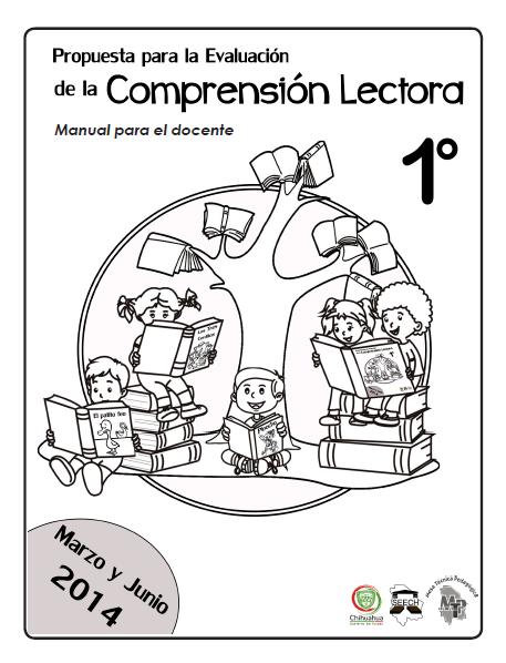 Cuadernillo auxiliar de apoyo para la comprensi n lectora for Grado medio jardin de infancia