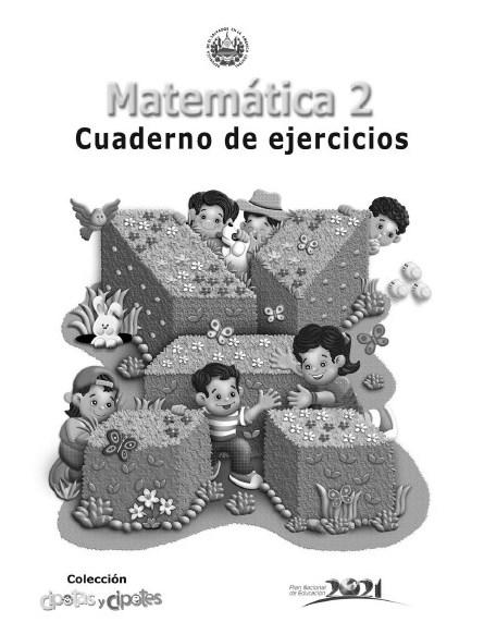 Cuaderno de ejercicios de matemáticas para segundo grado | Material ...