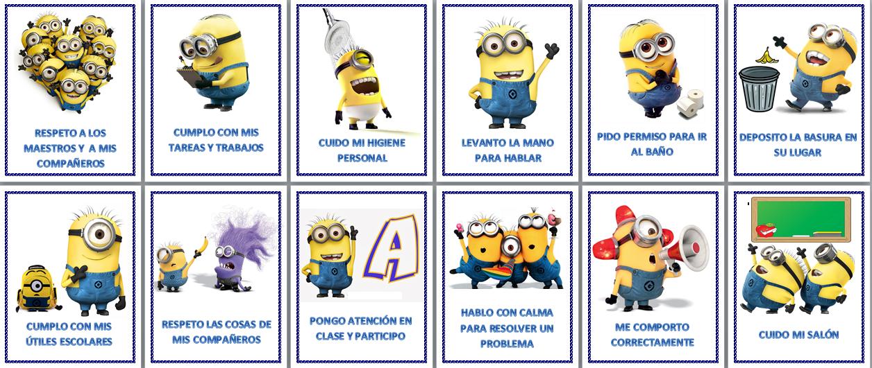 Baños Kinder Medidas:Minion Classroom