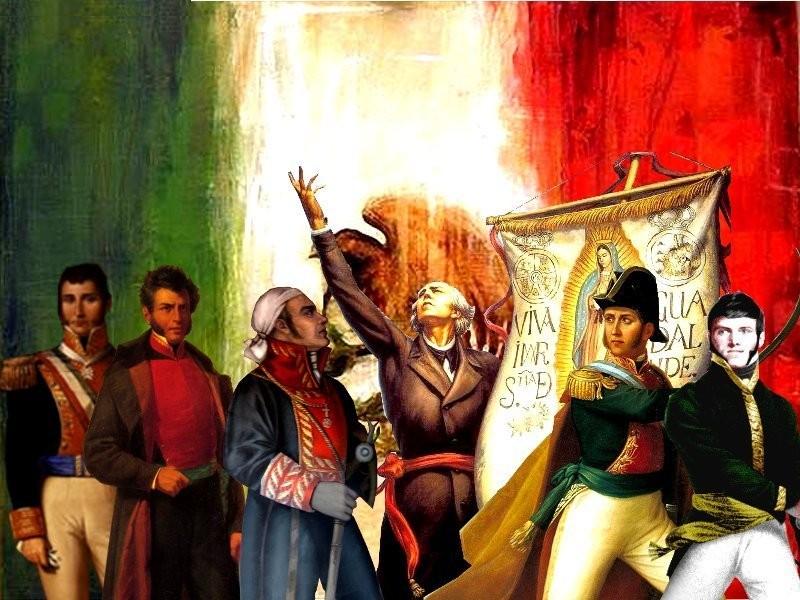Guion Teatral La Independencia De Mexico Material Educativo