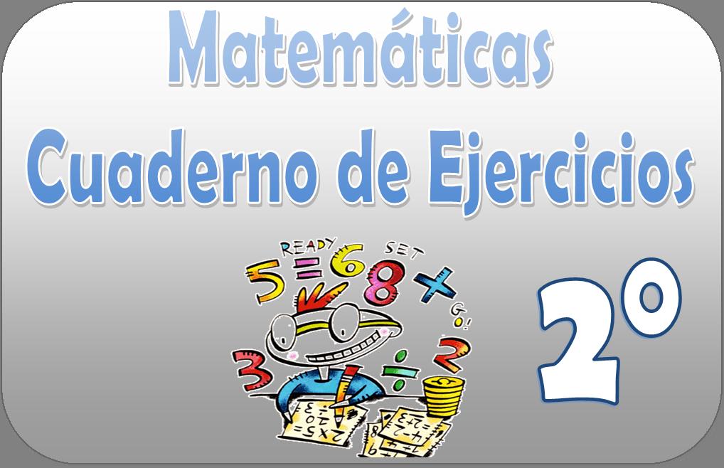 Matemáticas – Cuaderno de ejercicios para segundo grado | Material ...