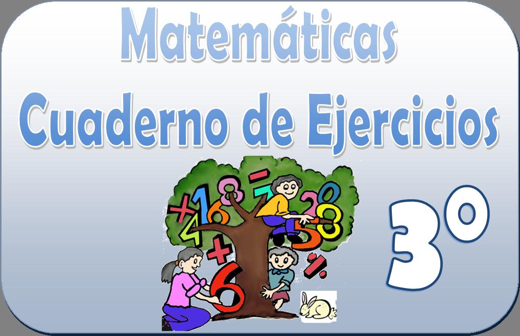 Matemáticas – Cuaderno de ejercicios para tercer grado | Material ...
