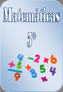 Matematicas5to