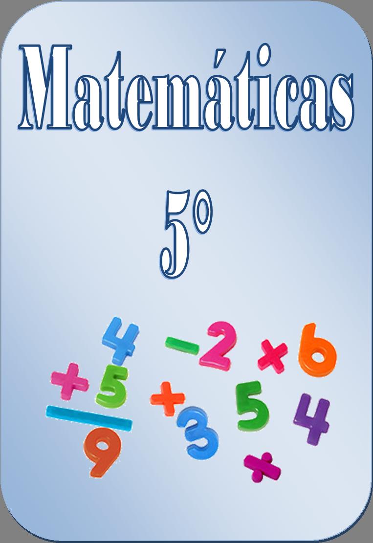 Cuadernillo de ejercicios matemáticos para quinto grado   Material ...