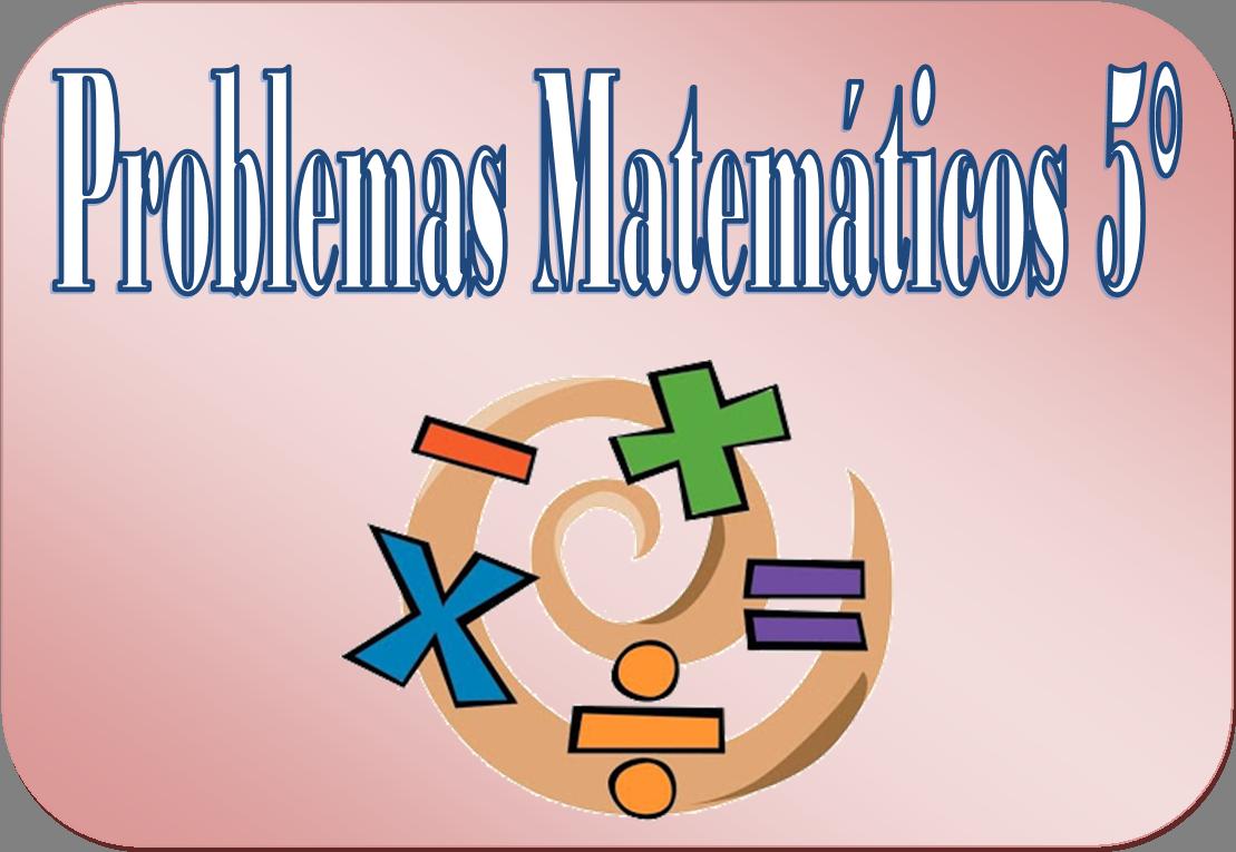 Problemas matemáticos para quinto grado de primaria | Material Educativo