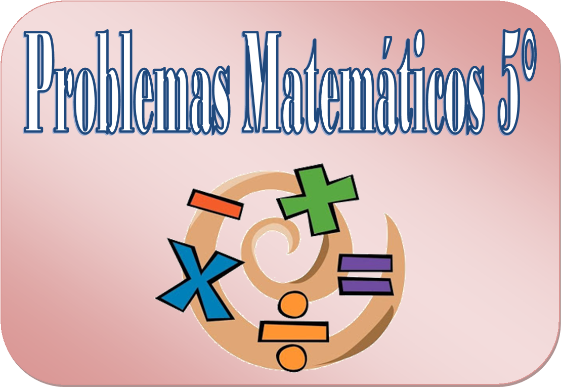 Problemas matemáticos para quinto grado de primaria   Material