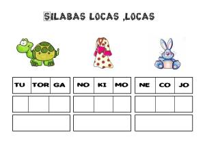 SilabasLocas