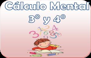 Cálculo mental para tercer y cuarto grado de primaria | Material ...