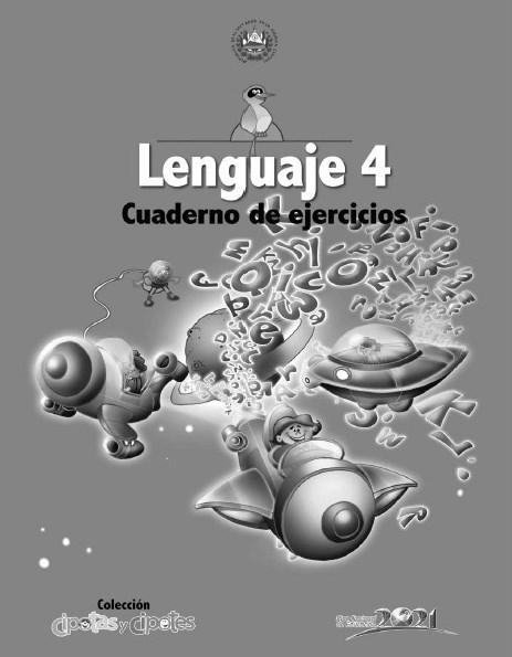 Cuaderno de ejercicios para el lenguaje de cuarto grado | Material ...