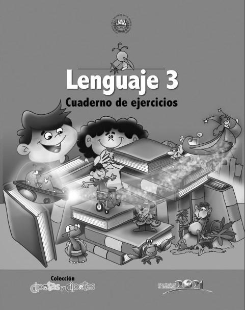 Cuaderno de ejercicios para el lenguaje de tercer grado | Material ...