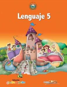 LibroDelLenguaje5to