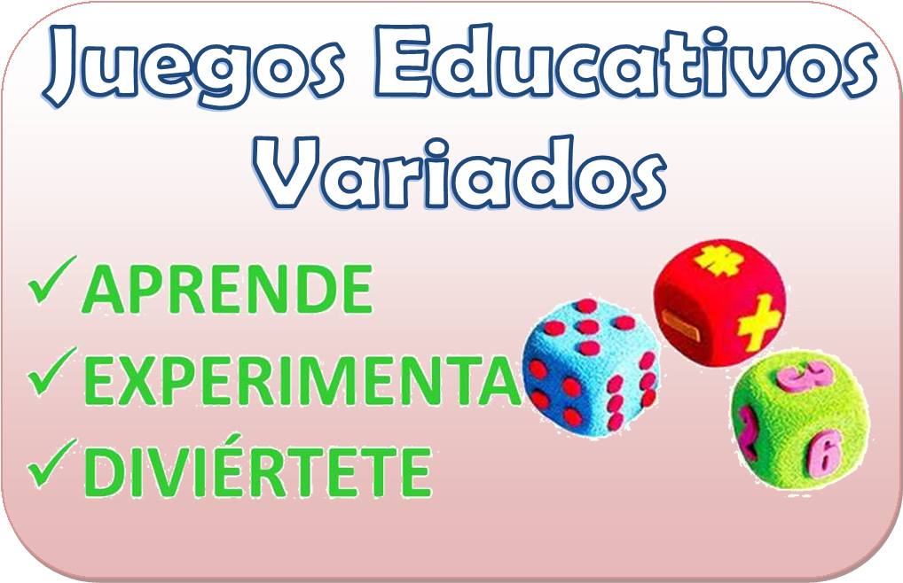 Juegos Educativos Variados Para Primaria Material Educativo
