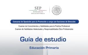 Concurso de oposición y guía de estudio para la promoción a categorías con funciones de dirección