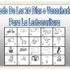 Método de los 20 días o Vacachadafa para la lectoescritura