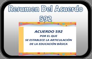 Acuerdo592