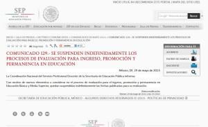 Comunicado129