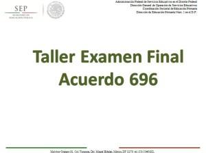 TallerExamenAcuerdo696