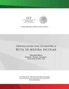 RutaMejoraEscolar