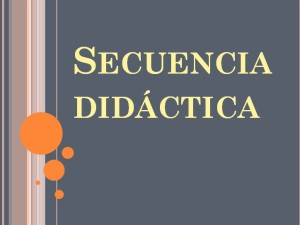 SecuenciaDidactica