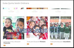 GuíasQuintaSesionCTE