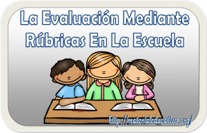 LaEvaluacionRubrica