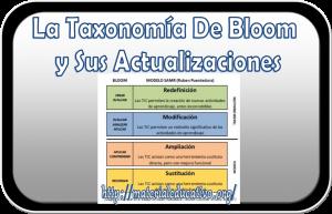 TaxonomíaDeBloomActu