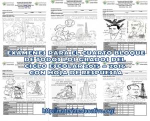 ExamenesCUartoBloque