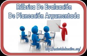 RubricaEvaluacionPA