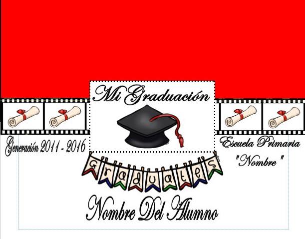 Excelente Invitación Para La Ceremonia De Graduación O