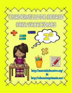 CuadernilloDeRepasoVacaciones2do