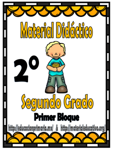 MaterialDidactico2doGrado
