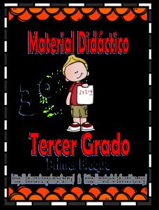 MaterialDidactico3erGrado