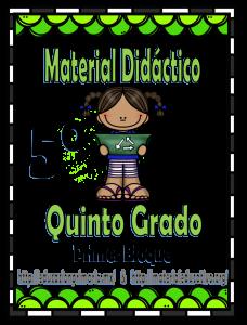 MaterialDidactico5toGrado