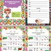 Mi agenda escolar 2016 – 2017 diseño de Frida