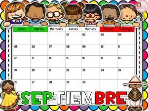 CalendarioDelMesDeSeptiembre