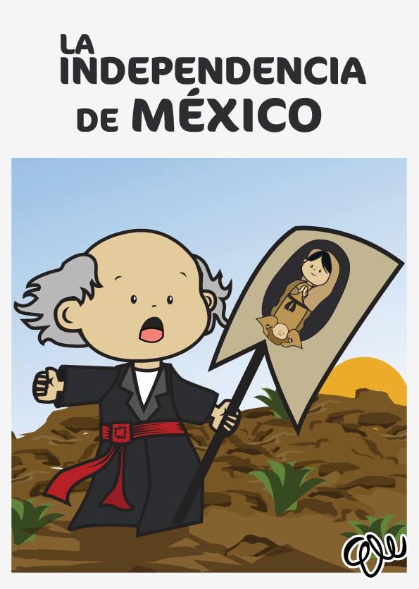 Historieta de la independencia de Mxico  Material Educativo
