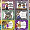 Fabulosos diseños de normas de convivencia para el aula y reglamento de la biblioteca escolar