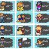 Fabulosos diseños de verbos para enseñar y aprender en clase