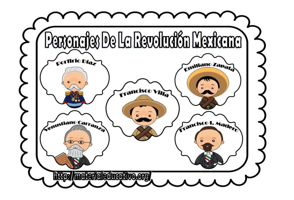 personajesrevolucionmexico