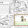 Estupendo material para trabajar en primer y segundo grado de primaria, remarcar, identificar, trazar y formar oraciones
