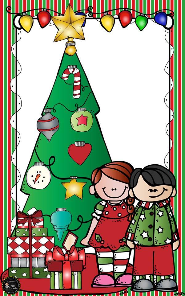 Dibujos De Navidad Para Decorar La Clase.Bonitos Disenos Navidenos Para Adornar Las Puertas De