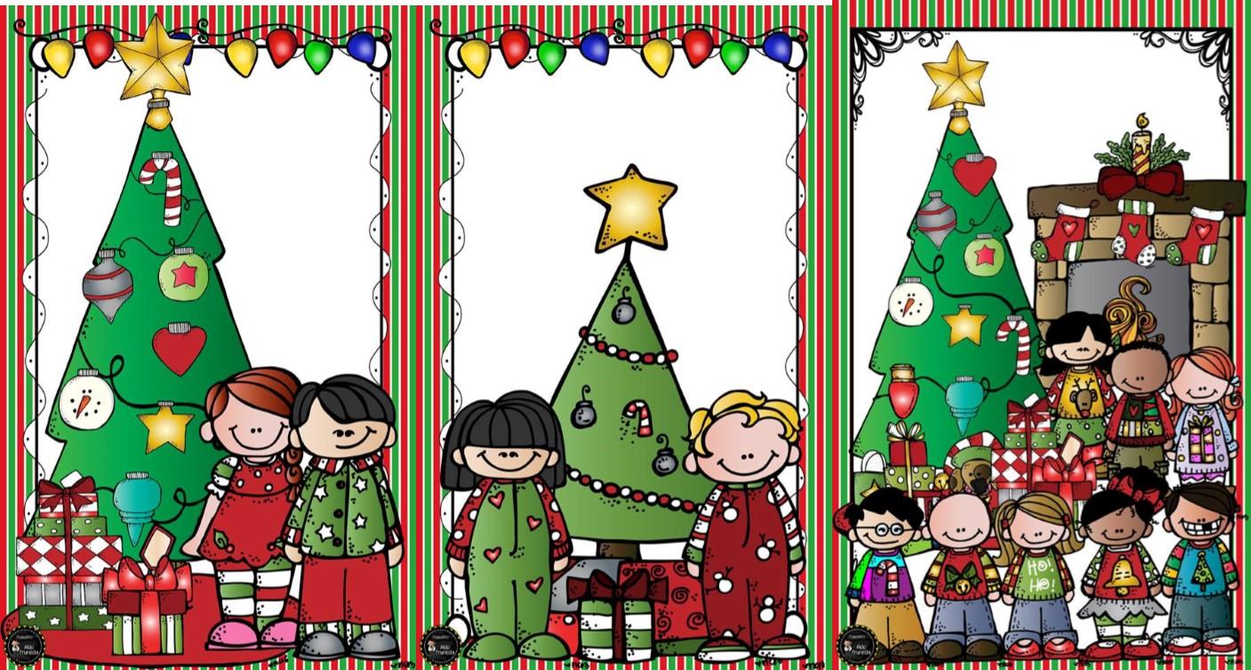 Bonitos dise os navide os para adornar las puertas de for Disenos navidenos para decorar puertas