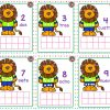 Excelente material los botones del león para aprender a contar en preescolar y primer grado de primaria