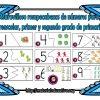 Maravilloso rompecabezas de números para preescolar, primer y segundo grado de primaria