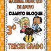 Material didáctico de apoyo del tercer grado para el cuarto bloque