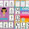 Estupendos diseños y actividades para trabajar los números romanos y egipcios