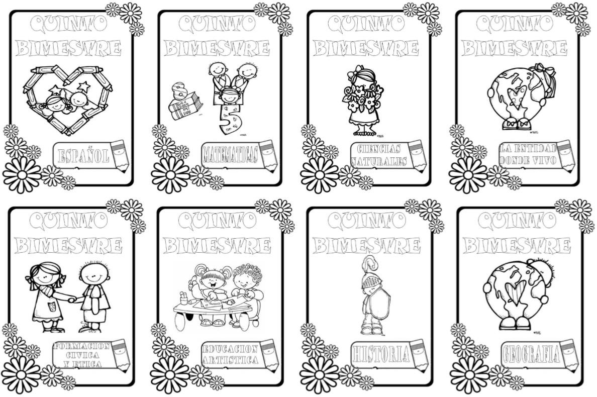 Dibujos En Libretas Ii: Material Educativo