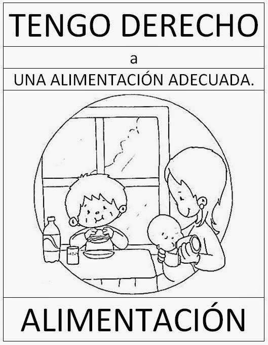 Fabulosos Diseños Para Conocer Los Derechos De Los Niños Y Las Niñas