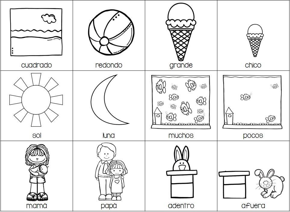 Fabuloso material interactivo de opuestos, antónimos | Material ...
